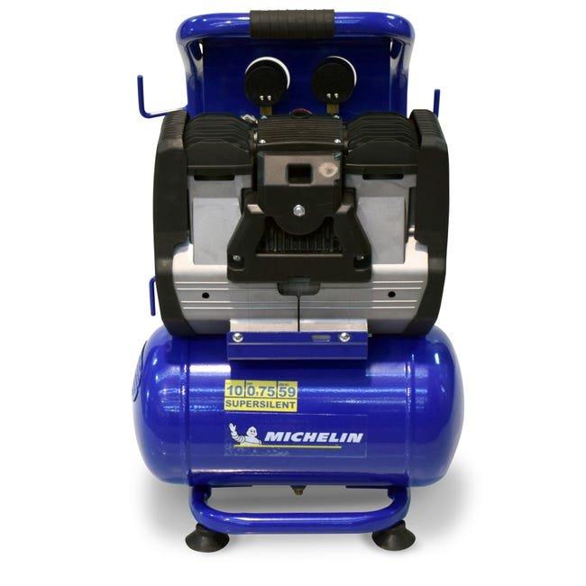 Compresseur Silencieux Michelin 10 L