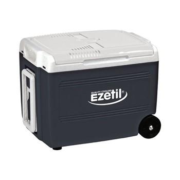 glaci re lectrique 12v 230v rollcooler ezetil e40m 37 l. Black Bedroom Furniture Sets. Home Design Ideas