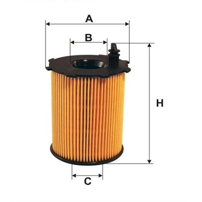 filtre huile norauto 135