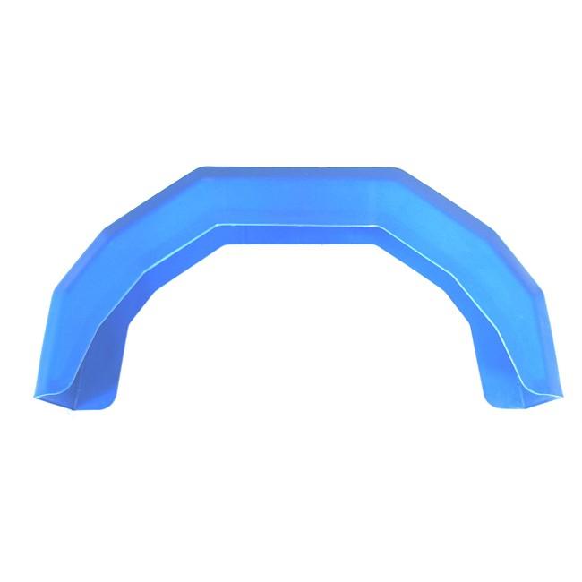 garde boue en plastique bleu galb pour roue 13 pouces dbd trigano. Black Bedroom Furniture Sets. Home Design Ideas