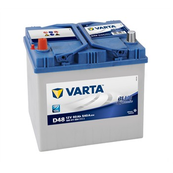 Batterie VARTA D48 Blue Dynamic 60 Ah - 540 A
