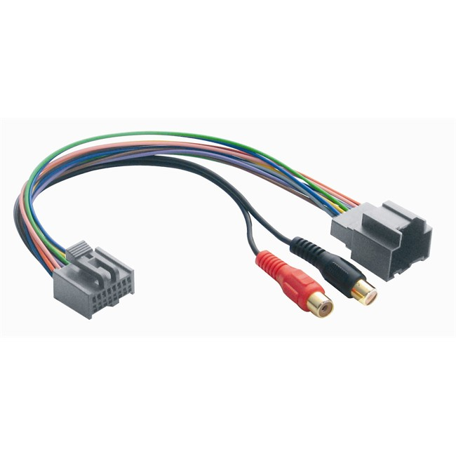 Interface Audio Rca Phonocar 4102
