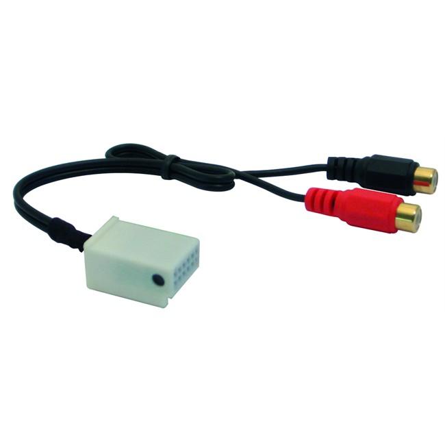 Interface Audio Rca Phonocar 4016