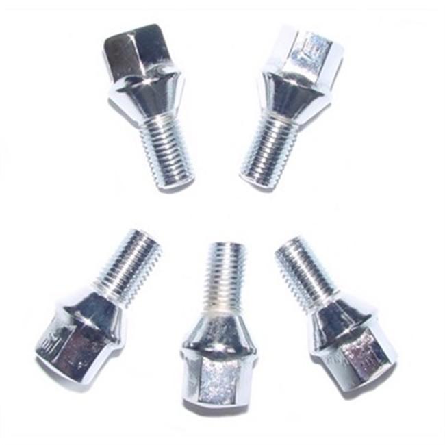 20 vis roue vis m14 x 1.5 x 40 cône kegelbund 60 ° sw17