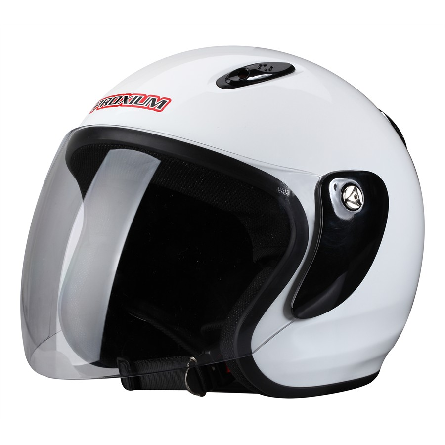 Casque jet Ride 601 blanc XS
