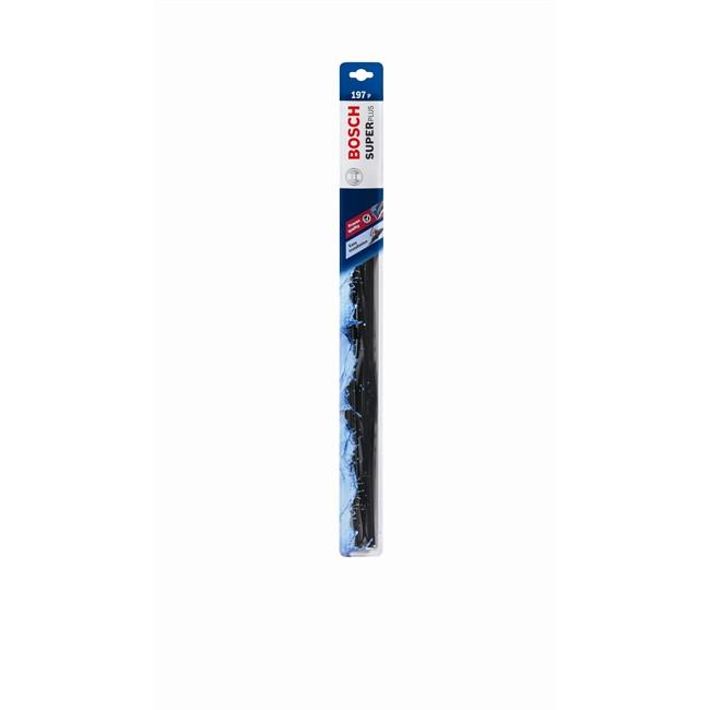 2 Balais D'essuie-glace Bosch Superplus 197p 650/550 Mm