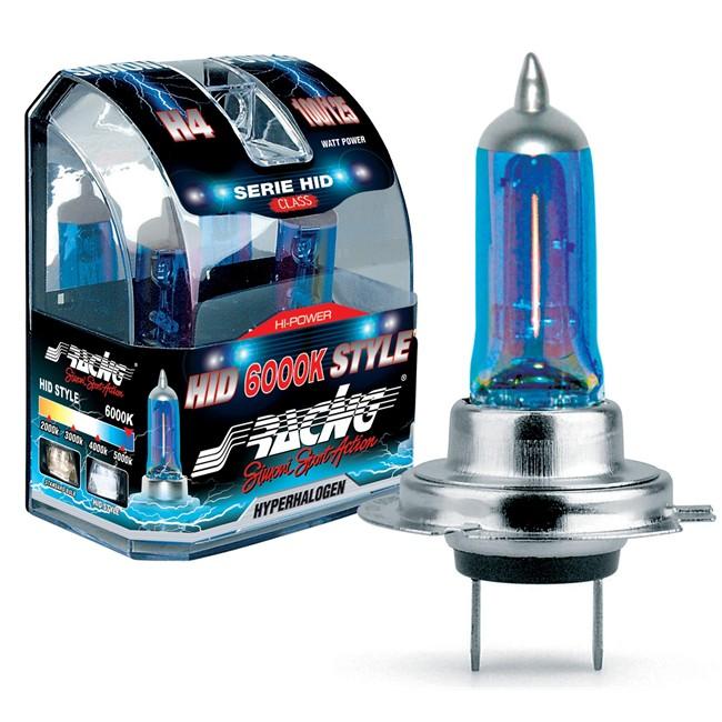 2 ampoules sracing h7 55w 12v. Black Bedroom Furniture Sets. Home Design Ideas