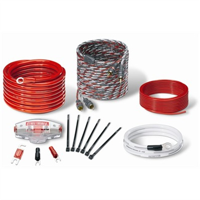 Pack D'alimentation 6mm² Specifique Tube Amplifié