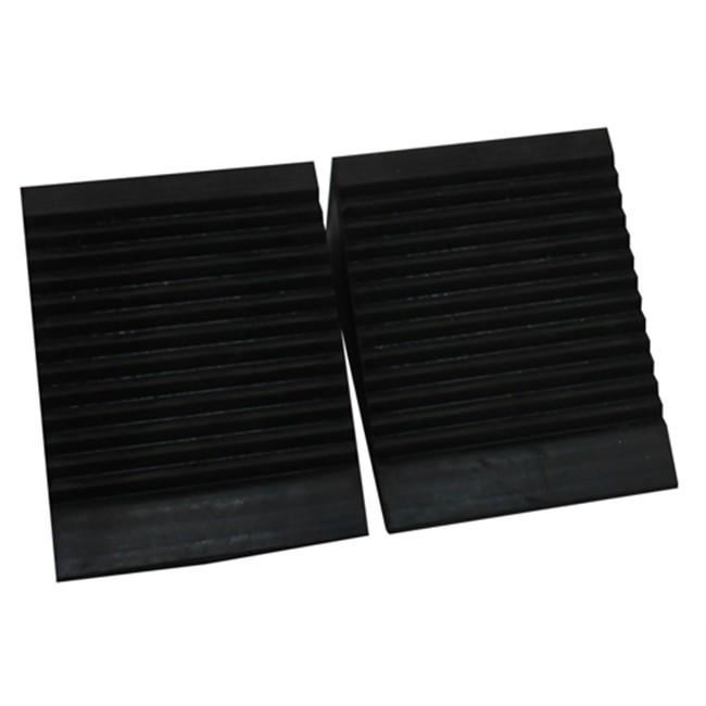 2 Cales-roues Plastique Norauto 15539