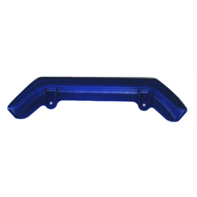 Garde-boue En Plastique Bleu Plat Pour Roue 8 Pouces Dbd