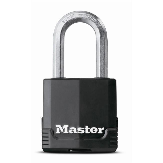 Cadenas À Clé Toutes Intempéries Masterlock M115 Excell