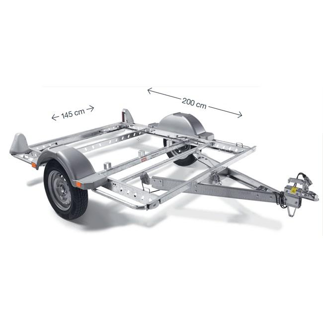 Ch ssis nu 500 kg norauto premium 145 - Brouette 2 roues pas cher ...