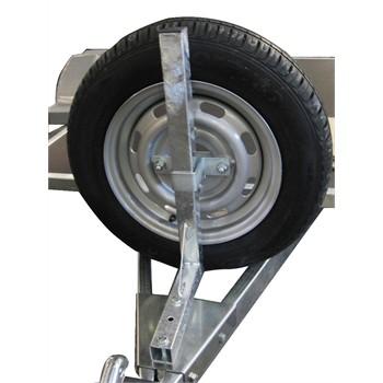 support de roue de secours pour ch ssis nu norauto premium. Black Bedroom Furniture Sets. Home Design Ideas