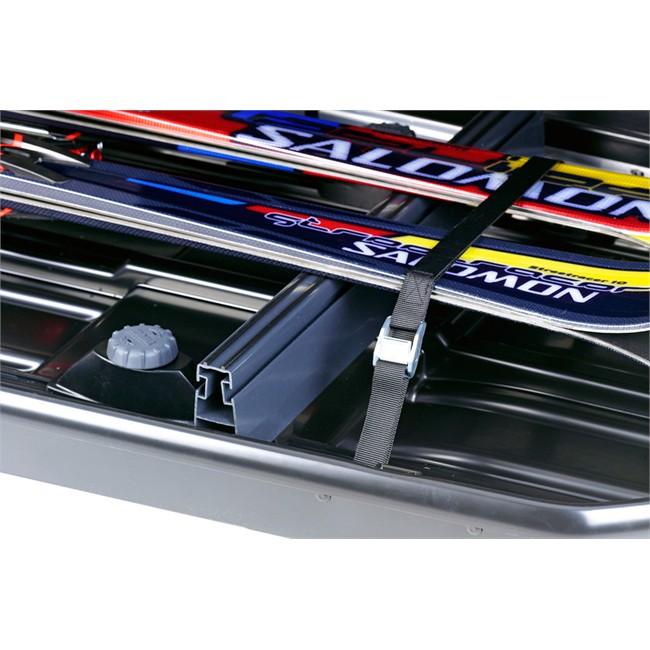 2 adaptateurs porte skis pour coffre thule 6948. Black Bedroom Furniture Sets. Home Design Ideas