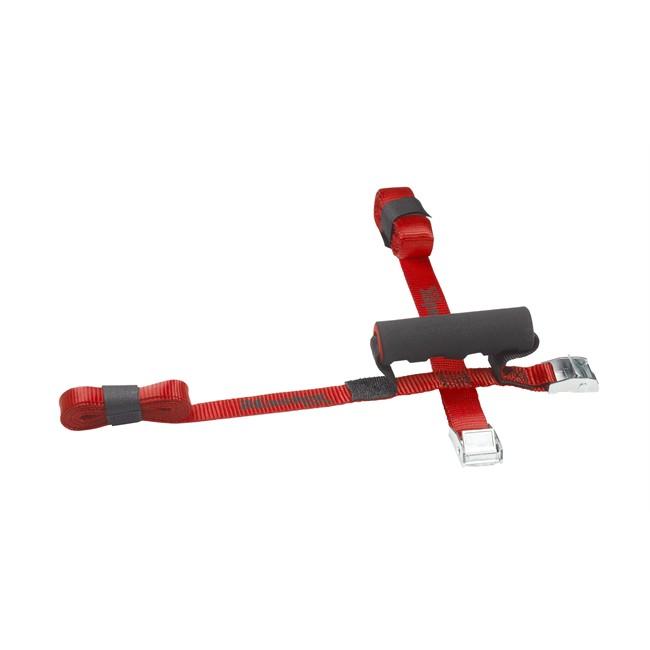 1 Double Sangle De Portage À Cliquet Avec Poignée Master Lock 2,5 M