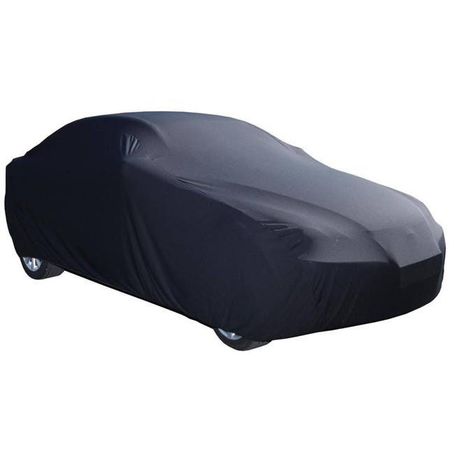 housse de protection garage pour voiture en polyester customagic taille m 432 x 165 x 119 cm. Black Bedroom Furniture Sets. Home Design Ideas