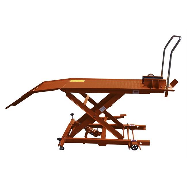 1 table de levage pour moto - Table verin hydraulique ...