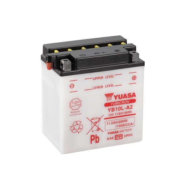 Batterie Moto Yuasa Yb10l-a2