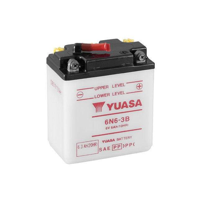 Batterie Moto Yuasa 6n6-3b