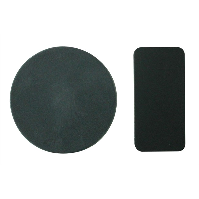 support de smartphone magn tique rond. Black Bedroom Furniture Sets. Home Design Ideas