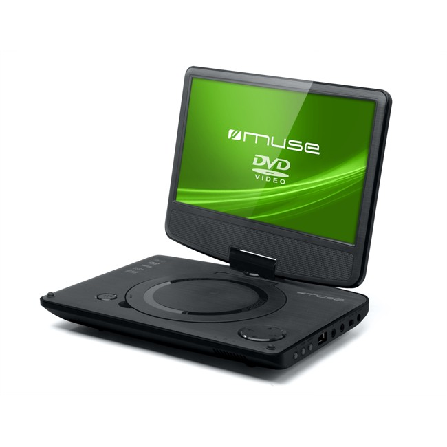 lecteur dvd portable muse m 970dp. Black Bedroom Furniture Sets. Home Design Ideas