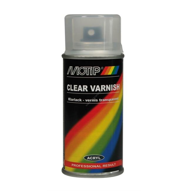 Peintures Vernis Vernis Transparent Motip M02001 150 Ml