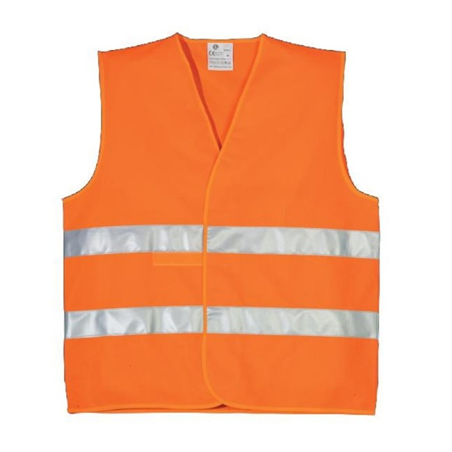 Gilet De Sécurité Adulte Coverguard Orange
