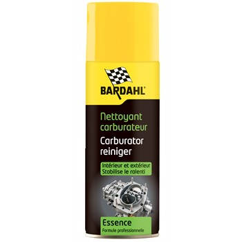 nettoyant injecteur carburateur bardahl 400 ml. Black Bedroom Furniture Sets. Home Design Ideas