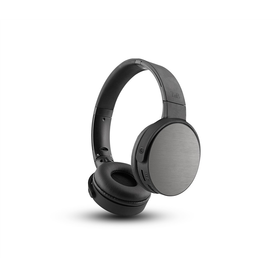 Casque audio noir SHINE TNB