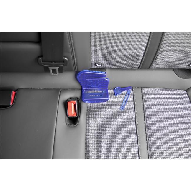 design intemporel boutique officielle couleur n brillante Sécurité de la personne › Marteau de sécurité, accessoires survie Cache  boucle de ceinture de sécurité SECURISEAT