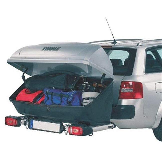 Coffre Back Up Thule 9000 Pour Porte Velos Easybase Norauto Fr