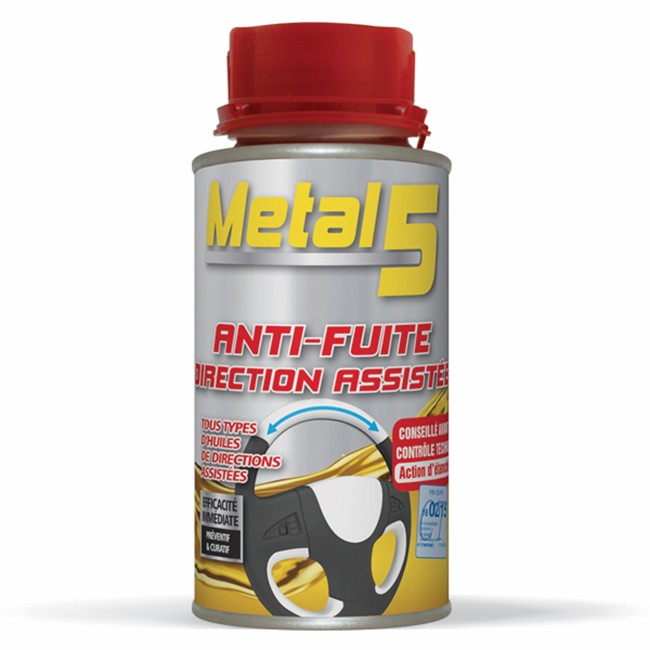Anti Fuite Direction Assistée Metal 5 100 Ml Norauto Fr
