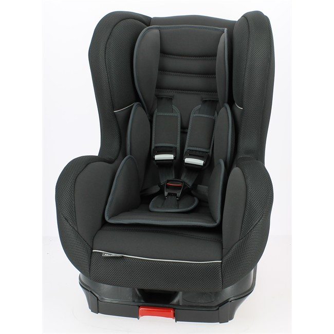 si ge auto isofix norauto cosmo noir groupe 1. Black Bedroom Furniture Sets. Home Design Ideas