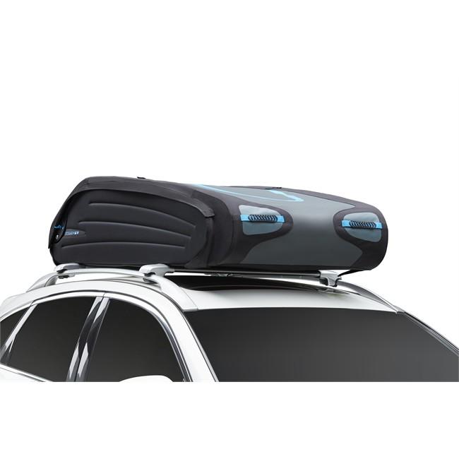 coffre de toit pliant norauto bermude 5400 flex noir 540 l. Black Bedroom Furniture Sets. Home Design Ideas