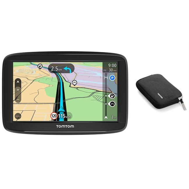 dbab83dbe92 GPS TOMTOM Start 52 Europe 48 pays + housse : Norauto.fr