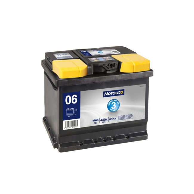 Batterie Norauto Bv06 44 Ah 440 A Norauto Fr