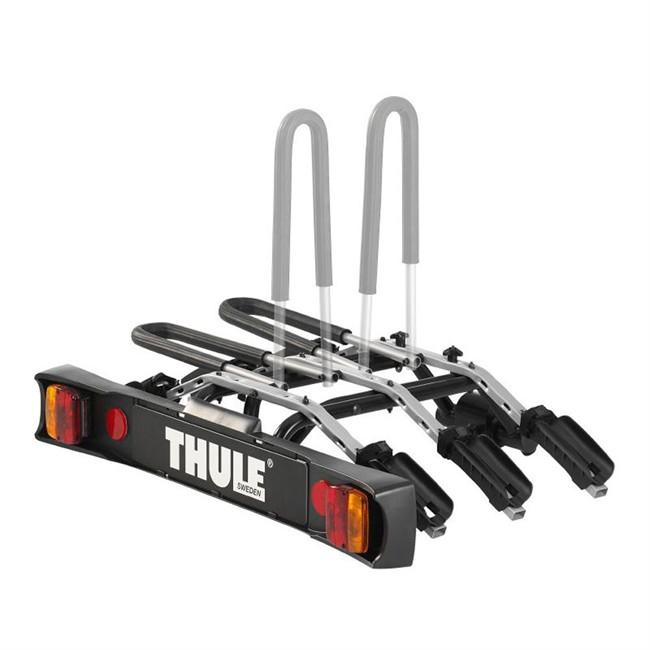 Porte-vélos › Porte-velos attelage Porte-vélos d'attelage plate-forme THULE  RideOn 9503 pour 3 vélos