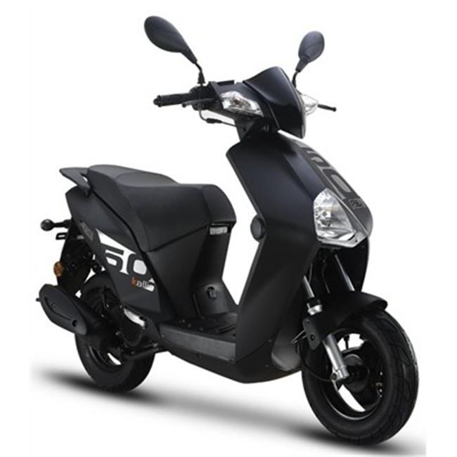 scooter 50 cm3 ride kallio noir