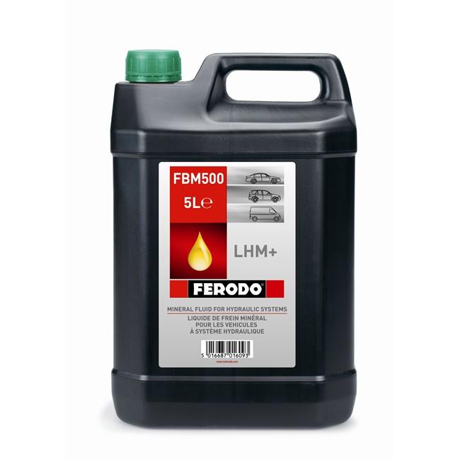 Freinage Liquides De Frein Liquide De Frein Lhm Ferodo 5 L