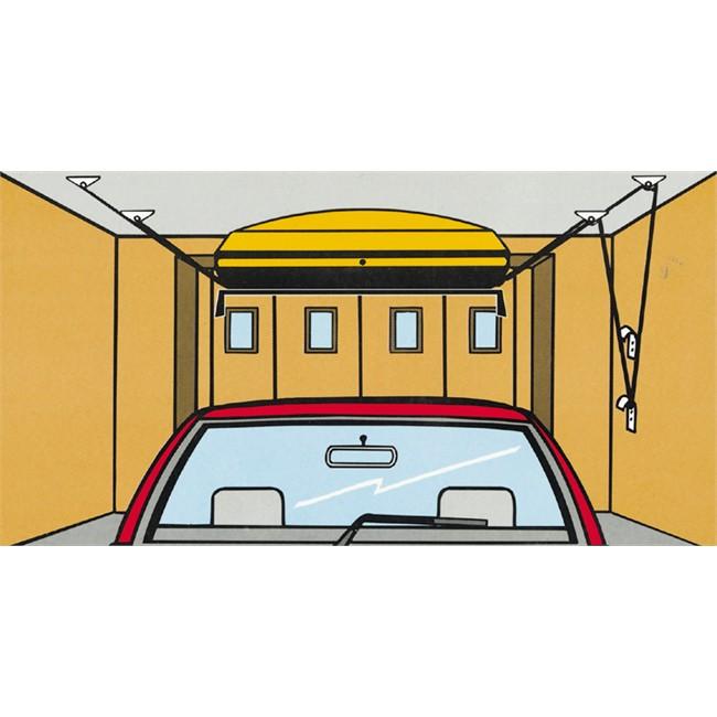 Porte Tout De Garage A Sangle Mottez B042b Norauto Fr
