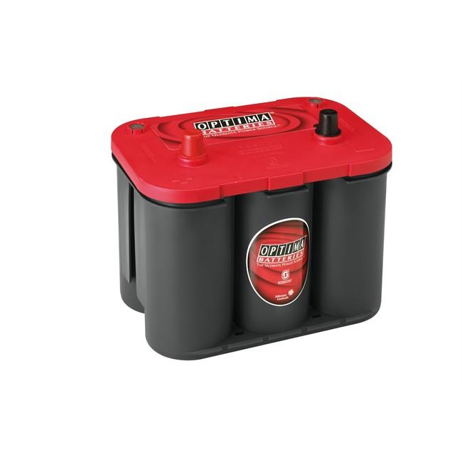 Batterie OPTIMA 50Ah 815A Redtop SPIRALCELL réf. RT S 4.2