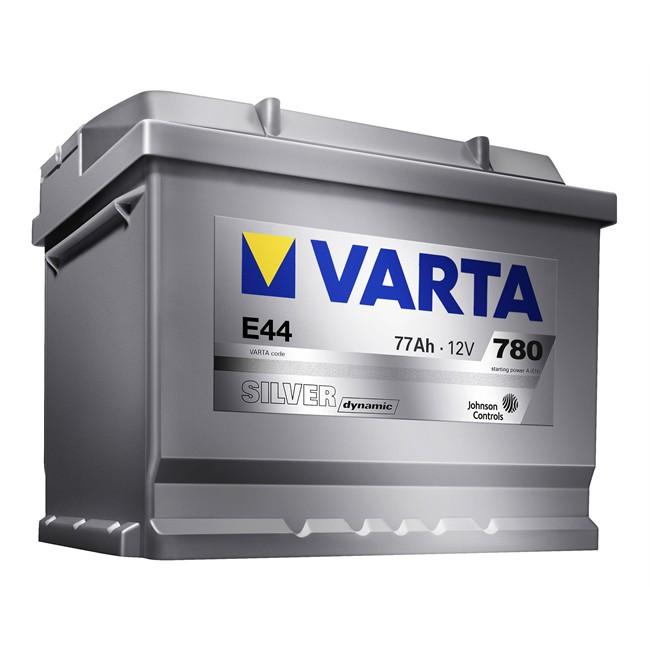 Batterie Varta E44 Silver Dynamic 77 Ah 780 A Norauto Fr