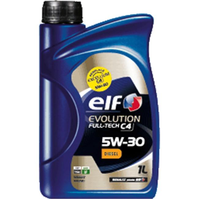 huile moteur elf evolution full tech c4 5w30 diesel 1 l. Black Bedroom Furniture Sets. Home Design Ideas