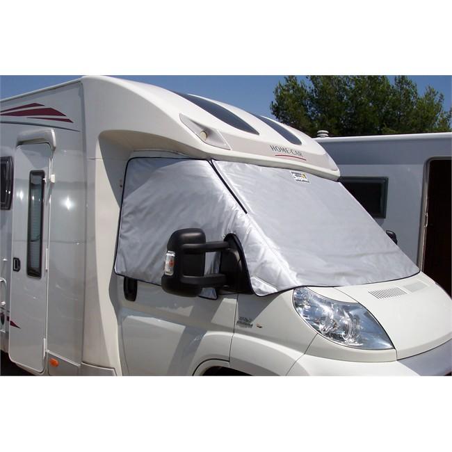 Protège Pare Brise Pour Camping Car En Pvc Soplair Norauto Fr