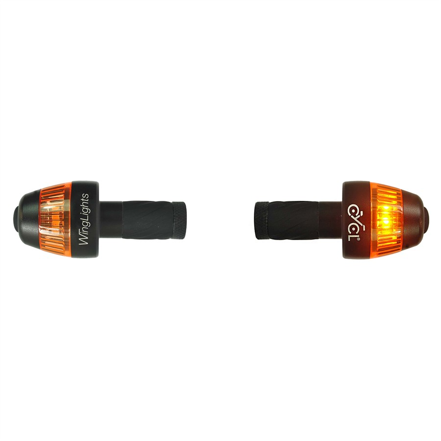 2 Clignotants vélo WINGLIGHTS Fixed