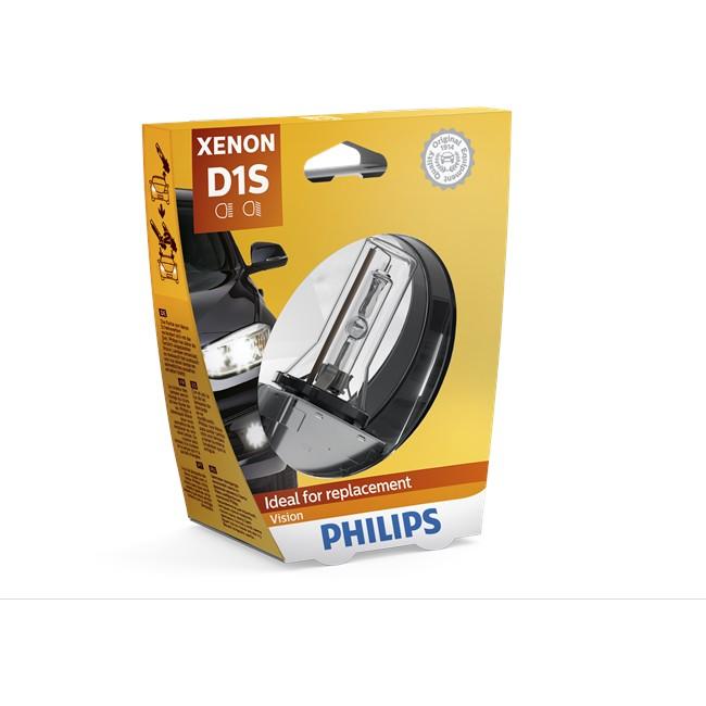1 Ampoule Xenon Philips D1s Vision 35 W 85 W