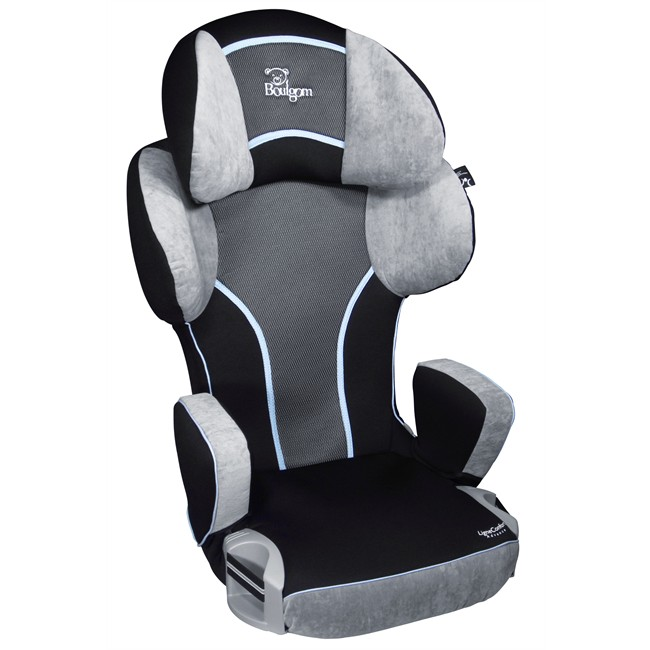 Si ge auto boulgom safeconfort groupe 2 3 for Siege rehausseur voiture