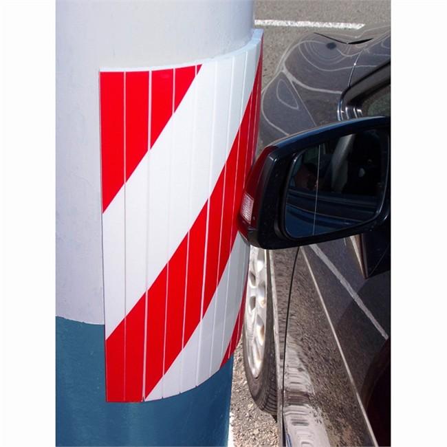 1 mousse de protection lamell e rouge et blanche pour voiture 39 cm norauto. Black Bedroom Furniture Sets. Home Design Ideas