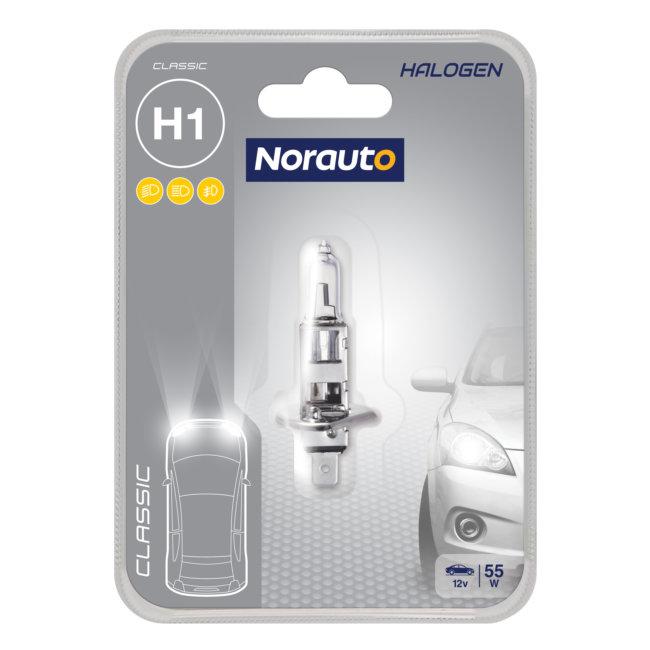 1 Ampoule H1 Norauto Classic