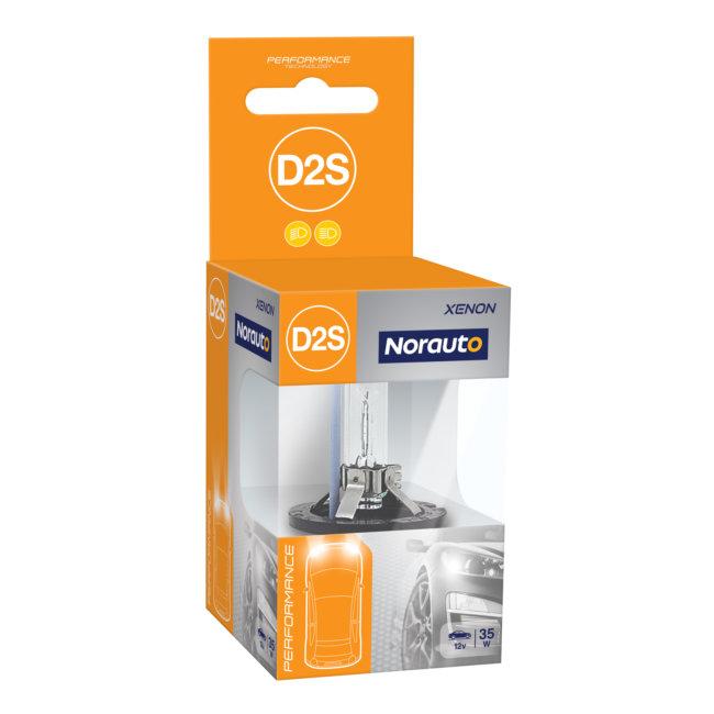 1 Ampoule Xenon Norauto D2s